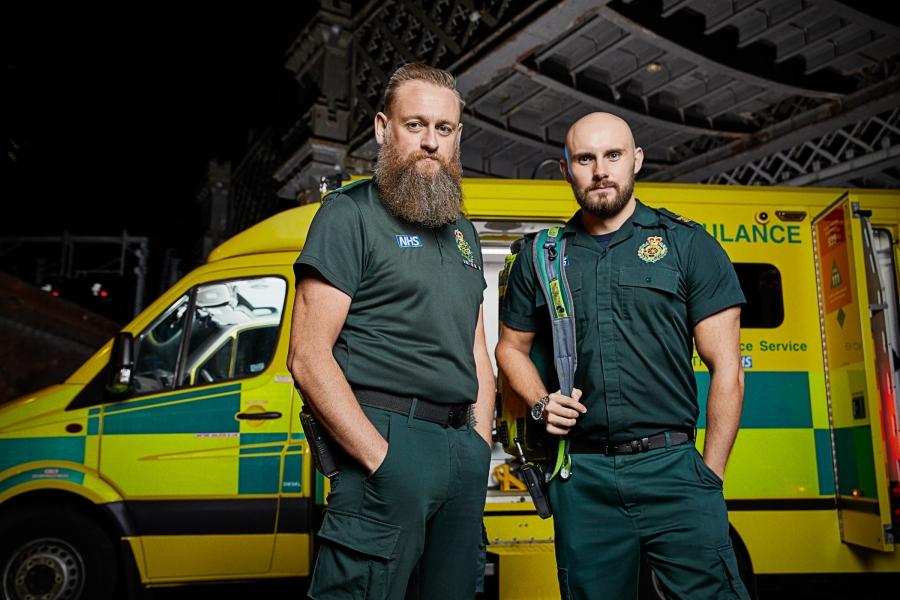 Ambulance Series 41569