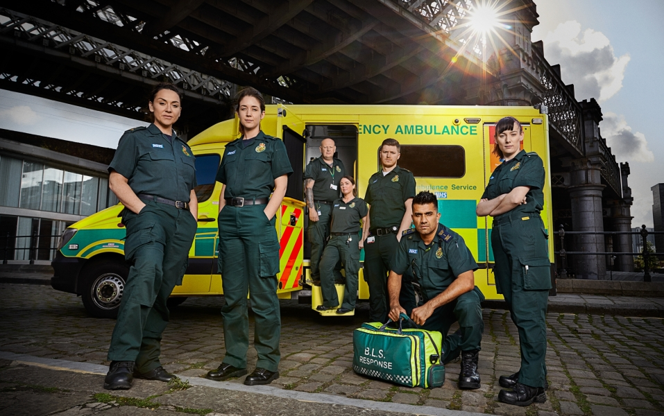 Ambulance Seies 4 Ambulance Series 40918